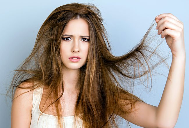 6 Natural Conditioners For Dry Hair