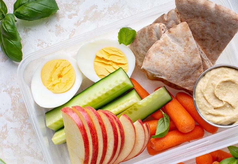 9 Healthy Snacks Fit Women Eat