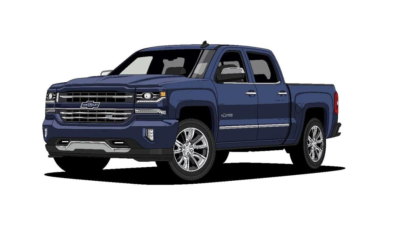 chevy marks 100 years of trucks with new silverado colorado centennial editions