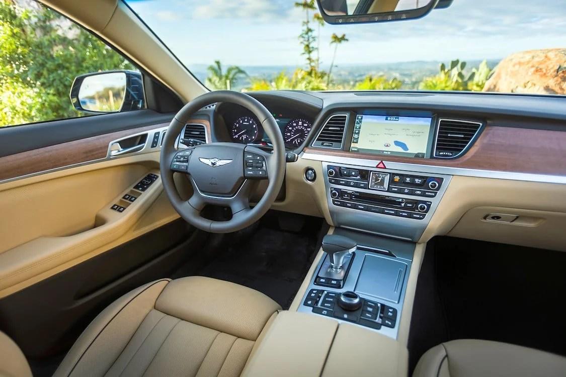 First Drive 2018 Genesis G80