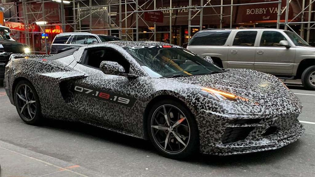 It S Official Really Gm To Reveal Mid Engine C8 Corvette