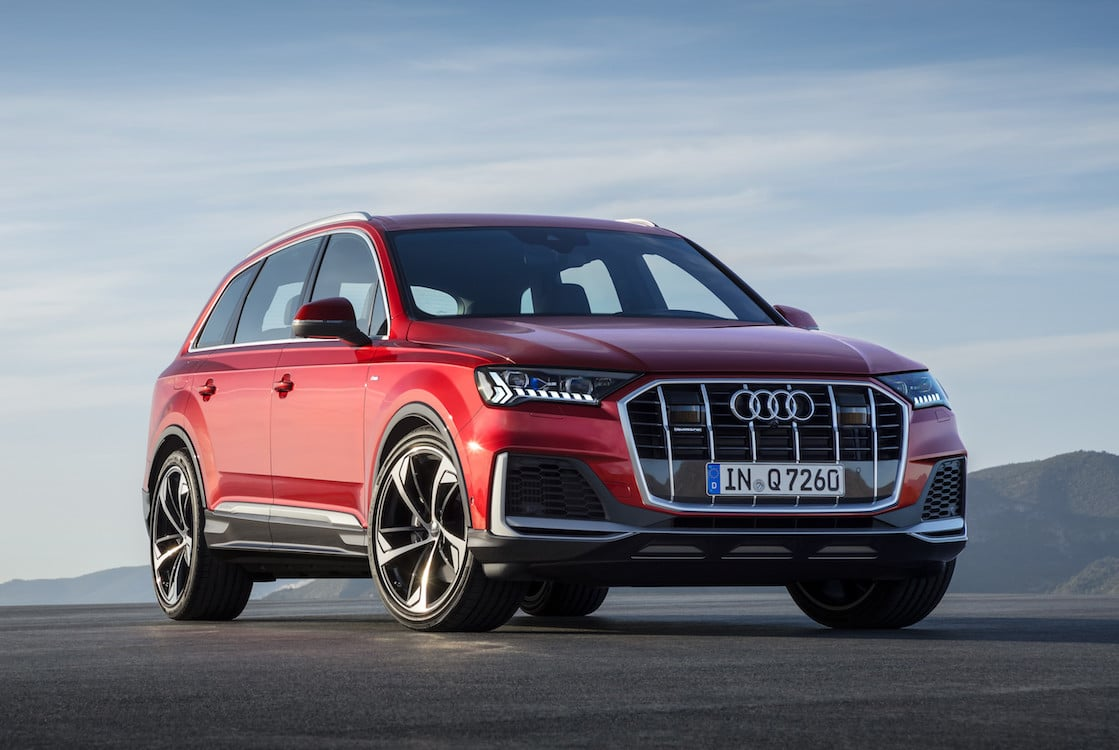 """Audi Takes Q7 SUV to the """"Next Level"""" for 2020 Model Year 