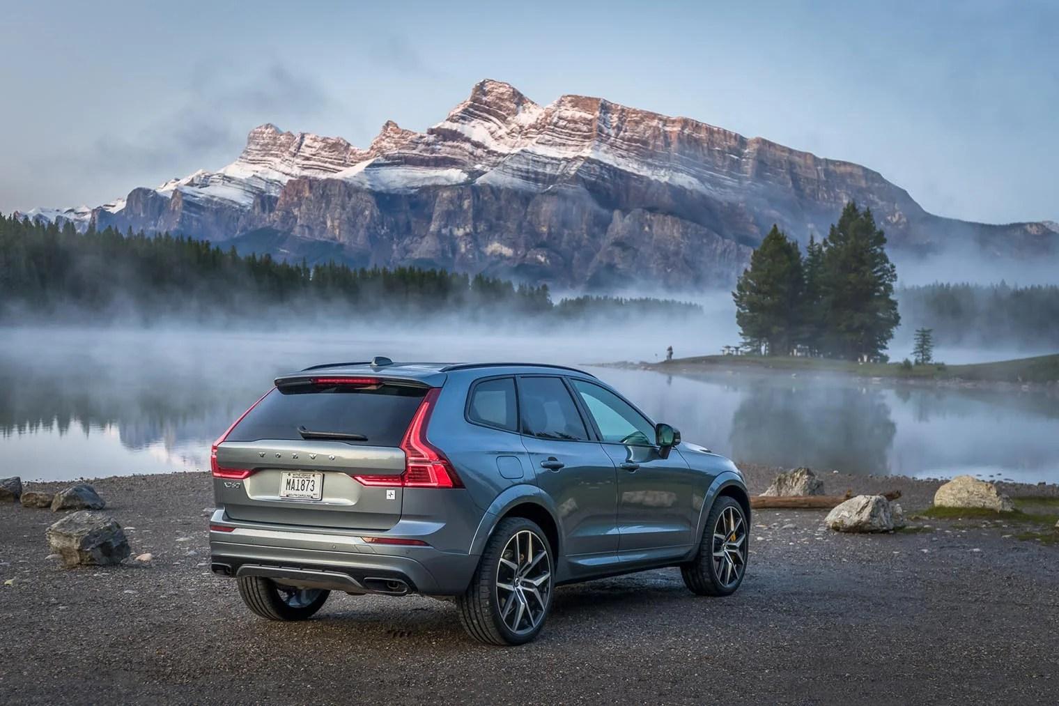 First Drive: 2020 Volvo XC60 Polestar Engineered | The Detroit Bureau