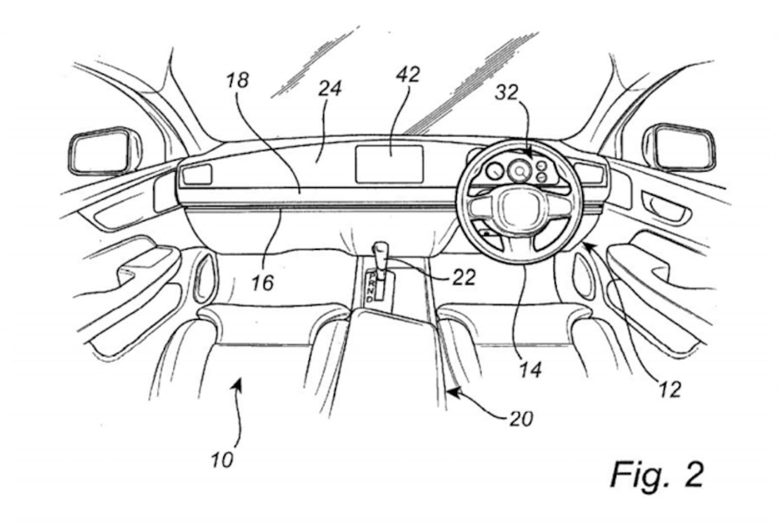 Volvo S New Movable Steering Wheel Patent Helps Brand S