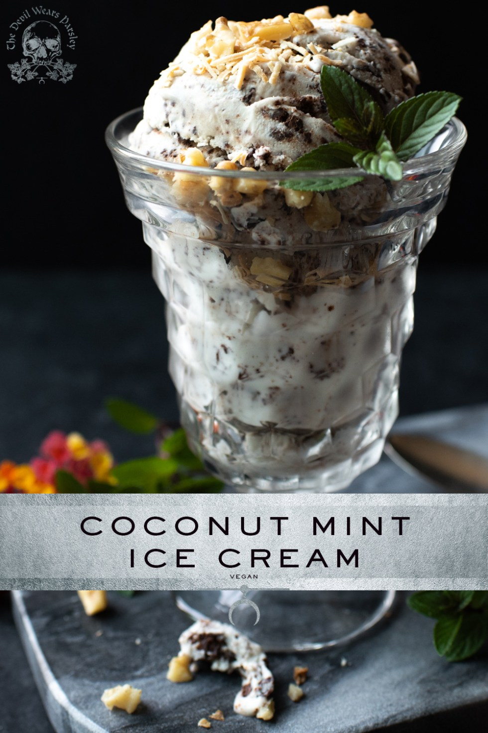 A cool, minty concoction for enhancing that big, beautiful brain of yours!