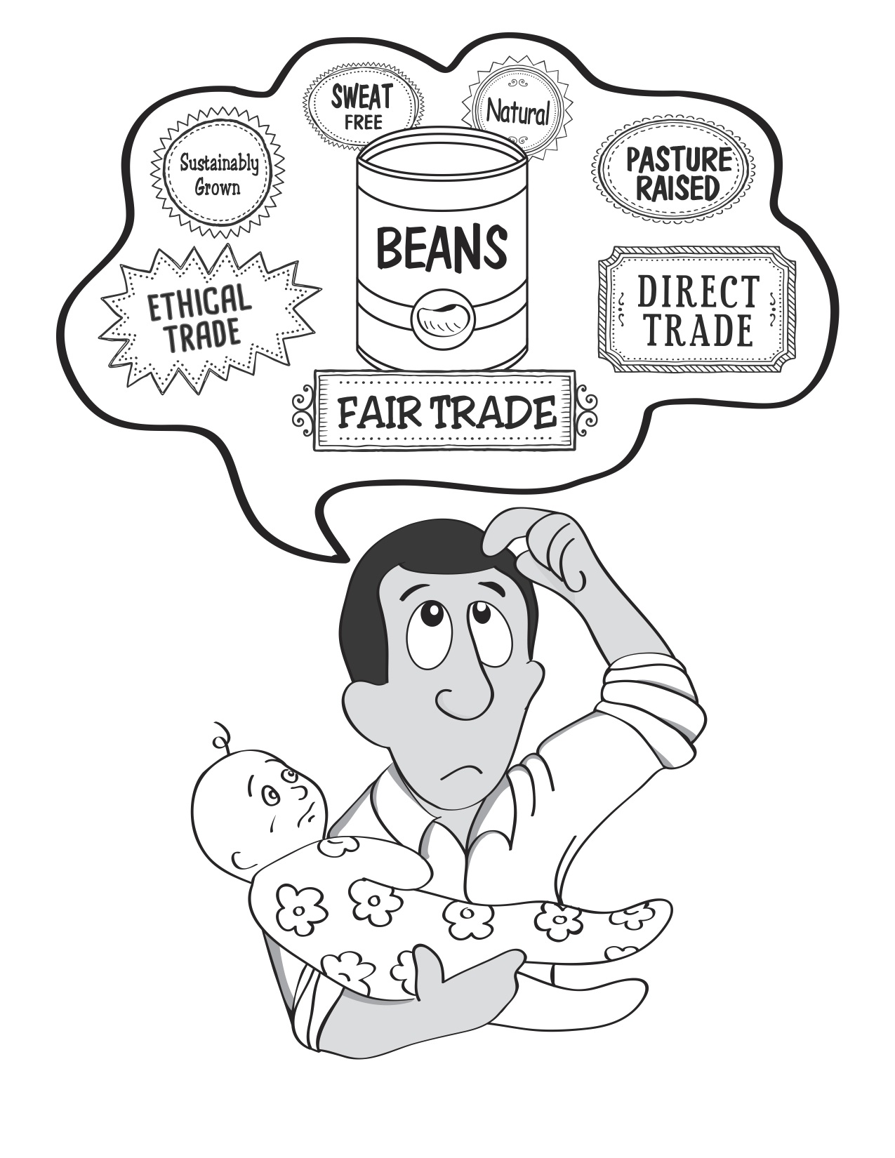 Confused About Ethical Labels on Your Food? New Consumer