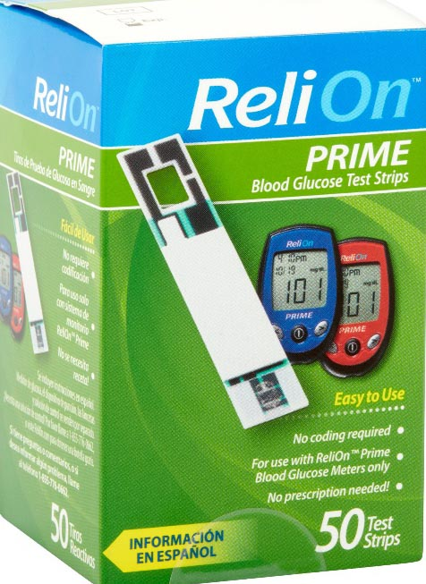 Insulin Walmart Relion