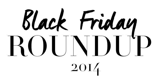 2014 Black Friday Deals Round-Up