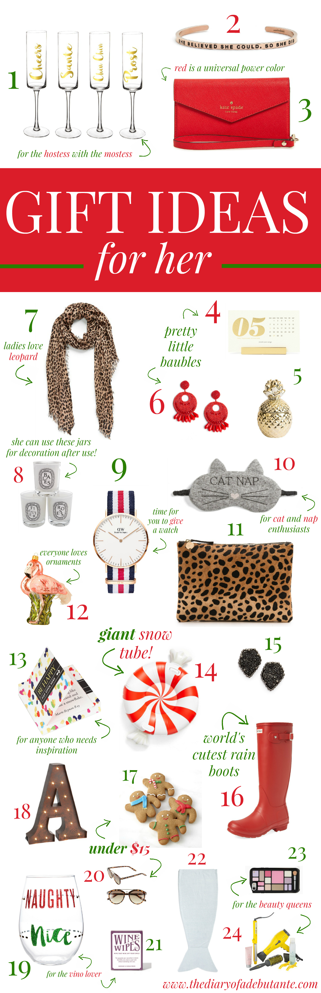Naughty Christmas Gifts For Her