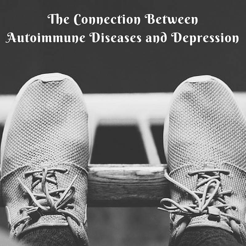 THE CONNECTION BETWEEN AUTOIMMUNE DISEASES & DEPRESSION #1000SPEAK