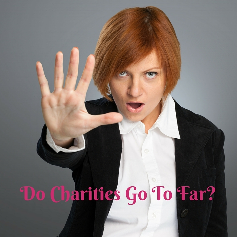 http://www.thediaryofanalzheimerscaregiver.com/2015/08/do-charities-go-to-far/