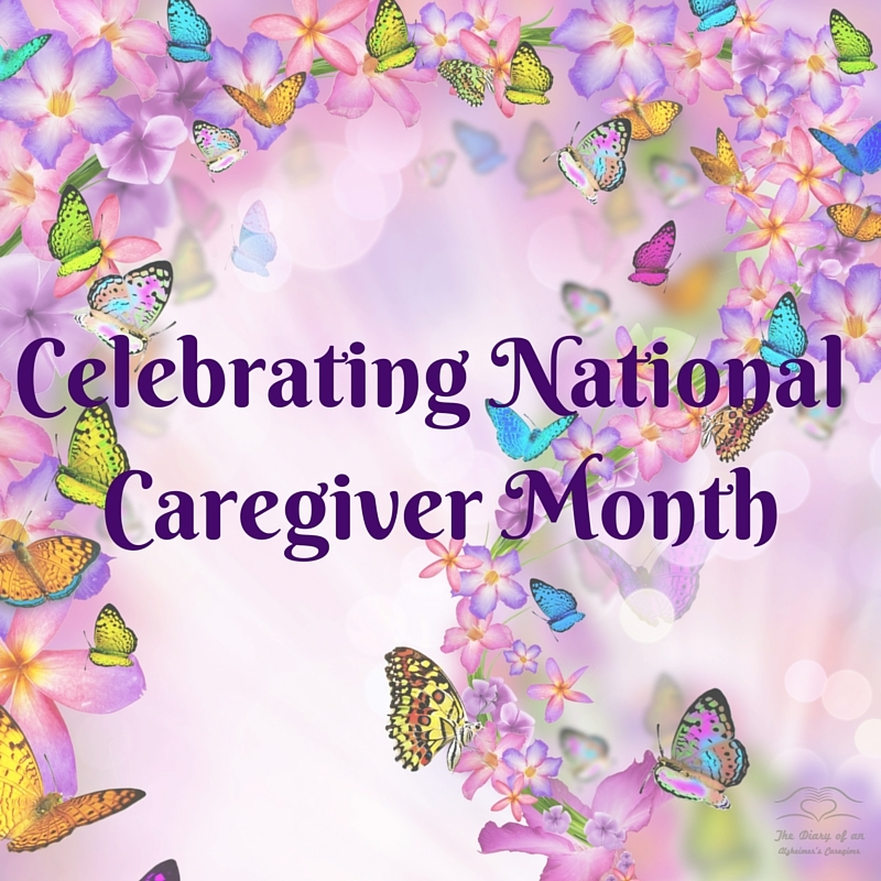 http://www.thediaryofanalzheimerscaregiver.com/2015/11/celebrating-national-caregiver-month-with-random-acts-of-kindness/