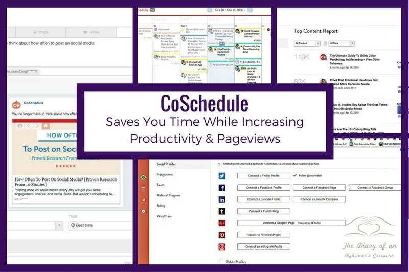 CoSchedule Saves You Time While Increasing Productivity & Pageviews