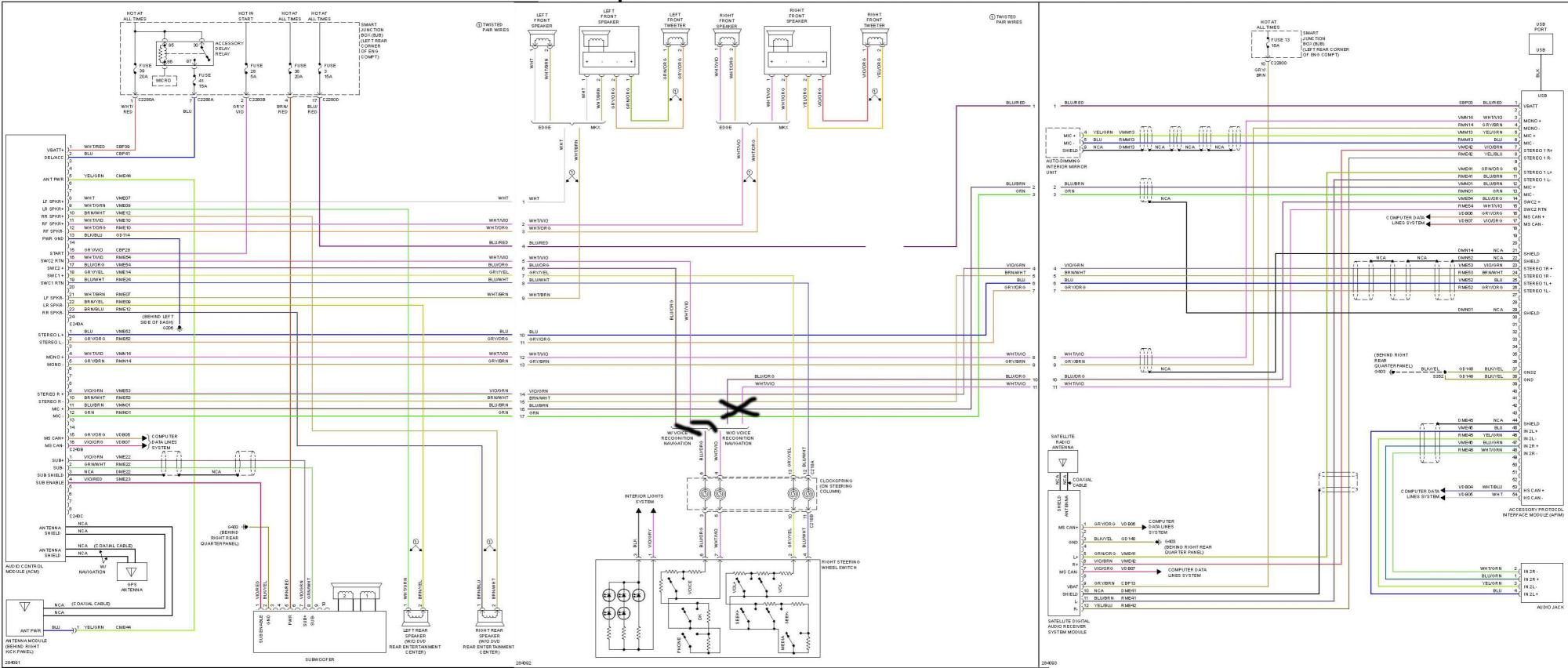 hight resolution of 2011 f250 wiring diagram navigation schematics wiring diagrams u2022 rh parntesis co 2011 ford f