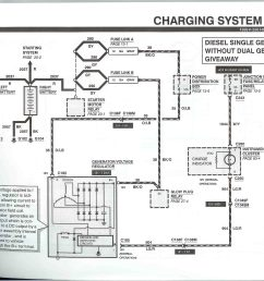higher alternator upgrading wiring 99 diagram simple wiring diagram 1999 ford f350 wiring diagram 2005 ford [ 2195 x 1700 Pixel ]