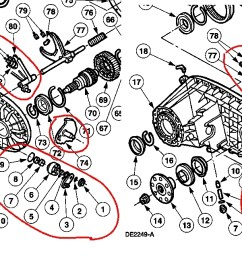 2000 ford f350 transmission wiring diagrams wiring libraryconverting electric transfer case to manual diesel forum rh [ 1328 x 641 Pixel ]