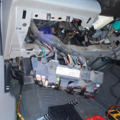1998 Ford Ranger Stereo Wiring Diagram For Pioneer Premier Car Color Of Reverse Wire Behind Dash - Diesel Forum Thedieselstop.com