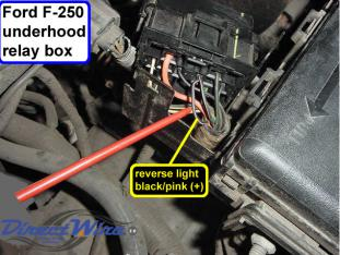 2006 Ford F650 Fuse Box Color Of Reverse Wire Behind Dash Diesel Forum