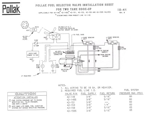 small resolution of ford fuel tank selector switch diagram wiring diagram data valtank selector valve where to