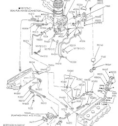 fuel leak at rear drivers valve cover ford truck enthusiasts forums rh ford trucks com ford 6 0 diesel fuel system diagram ford 6 0 fuel system diagram [ 1001 x 1557 Pixel ]