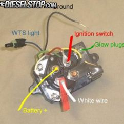 Glow Plug Wiring Diagram 7 3 Idi Wire Cdi Box Relay Schematic Ford 6 0 Diesel