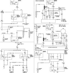 7 3 ford alternator wiring harness circuit diagram schematic 1997 honda accord alternator wiring diagram 1991 [ 898 x 1000 Pixel ]