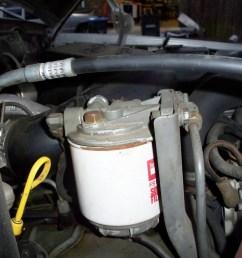 wrg 6653 7 3 idi fuel filter89 ford 7 3 idi fuel filter location  [ 1024 x 768 Pixel ]