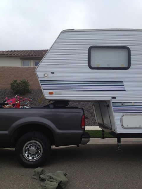 Opinions on 5th Wheel to Bed Clearance  Diesel Forum  TheDieselStopcom