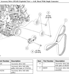 08 f350 64 belt diagram wiring diagram 6 4 powerstroke serpentine belt diagram 2008 6 4 powerstroke [ 1069 x 916 Pixel ]