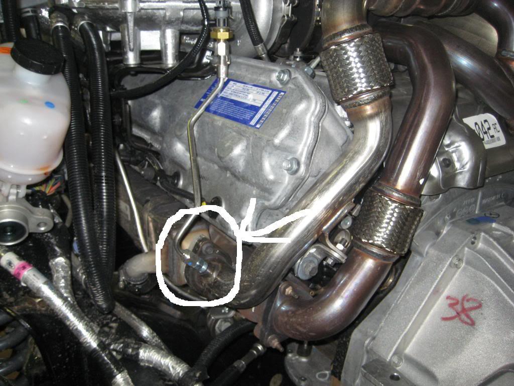 infiniti fuel pressure diagram