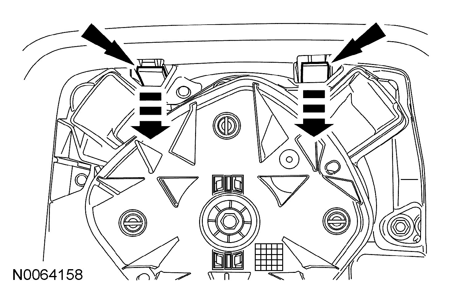 F350 Fuse Panel Diagram 2008 F250 Power Telescoping Mirror Repair Diesel Forum