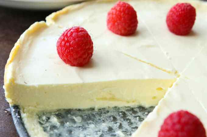 Cheesecake Recipe – Low Carb