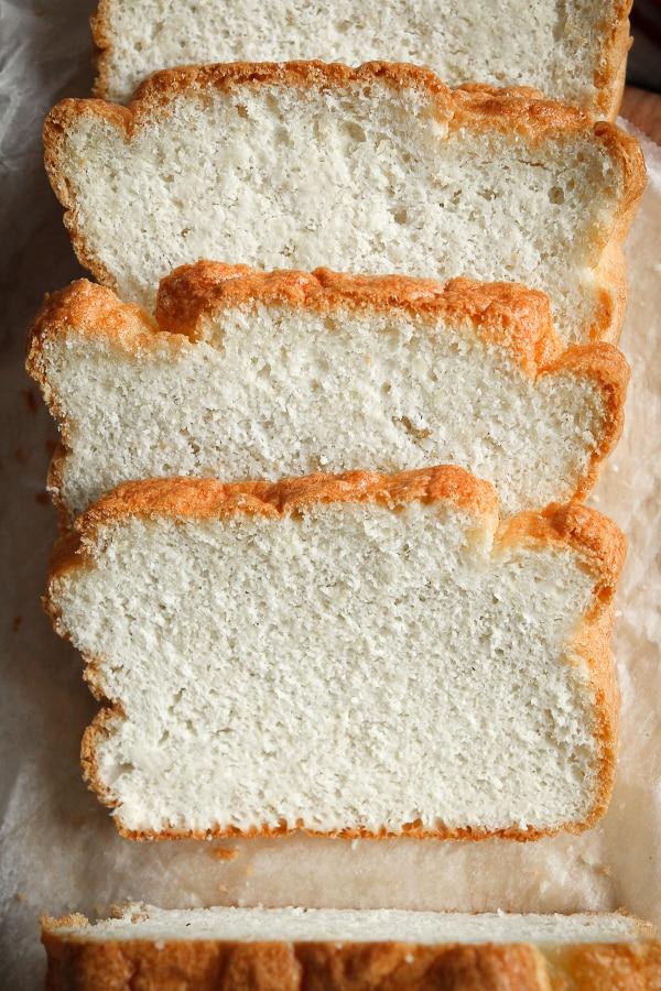 Keto Bread Recipe How To Make Keto Bread With Almond Flour The Diet Chef