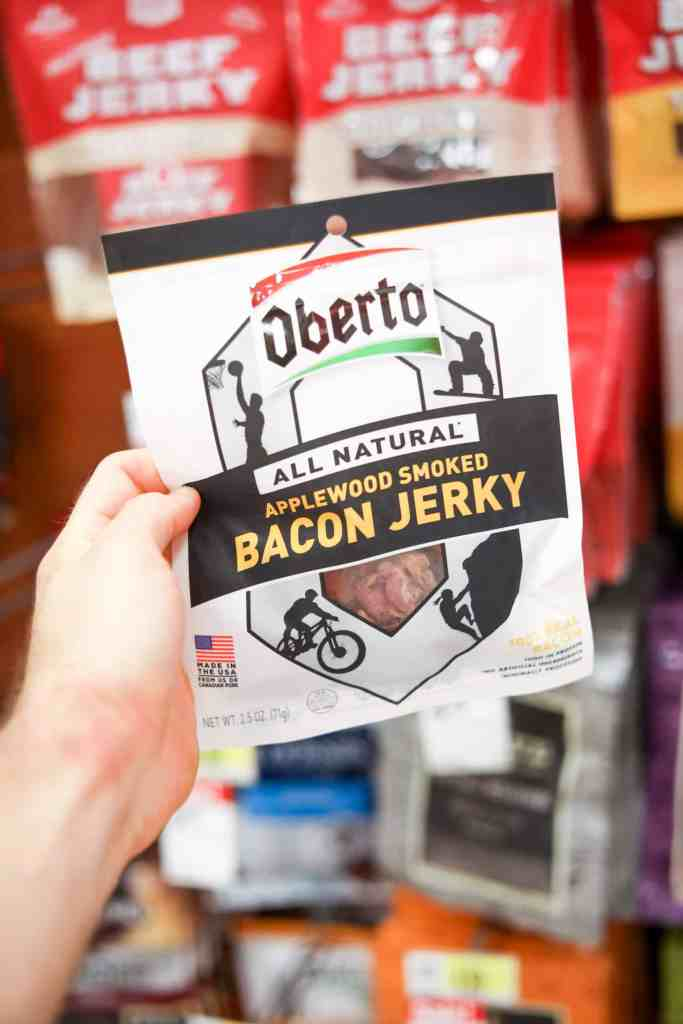 Oberto Applewood Smoked Bacon