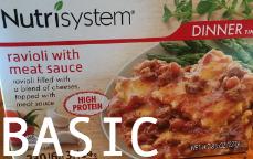 nutrisystem basic