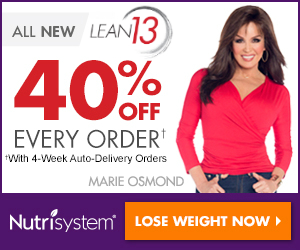 Nutrisystem Turbo 13 Reviews  40 OFF COUPON CODE