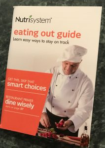 nutrisystem my way eating guide