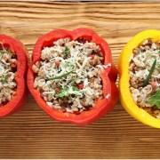 nutrisystem stuffed peppers