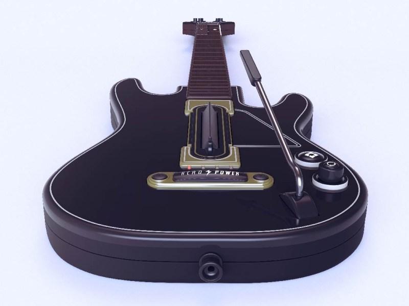 Guitar Reinvention