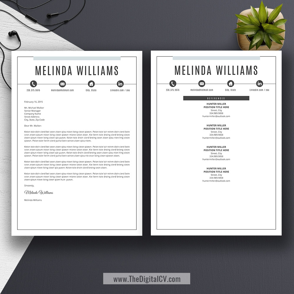 font size for resume 2019
