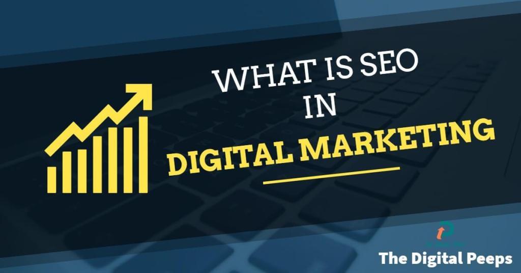 digital marketing, the digital peeps