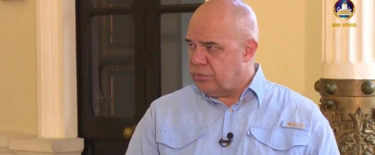 Chúo Torrealba: no puede haber diálogo hasta que se satisfagan demandas del Vaticano al Gobierno