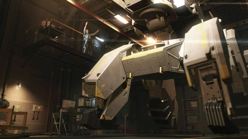 Battle Gear Huey Big Boss MGS Hideo Kojima Productions Konami