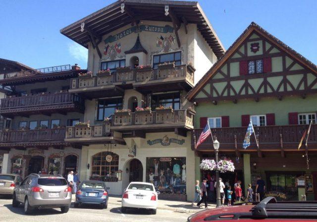Leavenworth Village