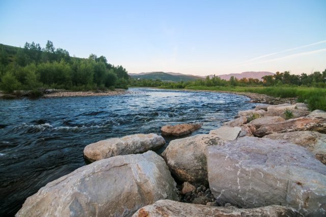 Steamboat-Yampa River