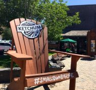 Ketchum, Idaho City Park