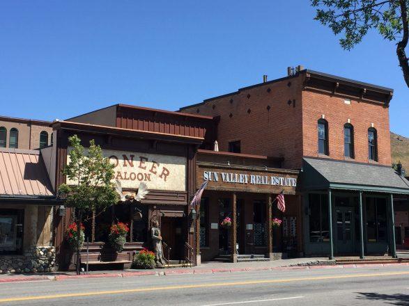 Sun Valley, Idaho Main Street