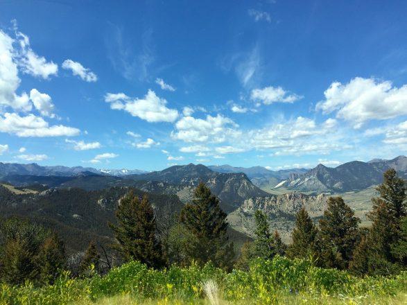 Yellowstone Chief Joseph Scenic Bypass