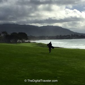Pebble Beach Golfers Walk
