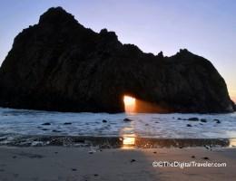 Big Sur Keyhole